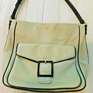 Kate Spade New York Two Tone Leather Shoulder Bag